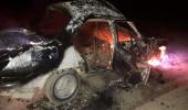 Araçlarına Bombalı Saldırı Düzenlenen YPG Komutanları Öldürüldü!