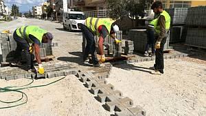 Büyükşehir Didim'de Çalışmalarını Sürdürüyor