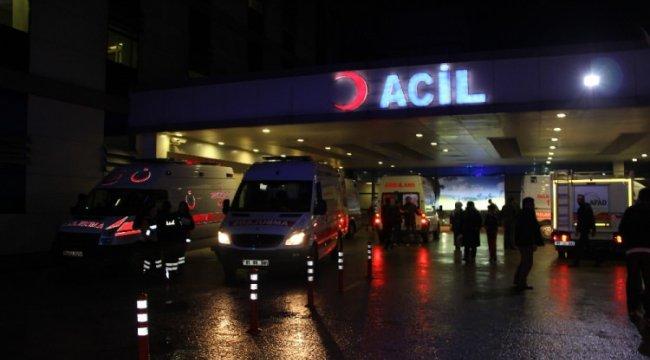 Hastanede elektrikler kesildi