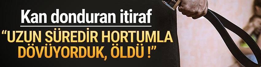 İzmir'de 8 yaşındaki çocuğun ölümüne yol açtıkları iddia edilen üvey anne ve üvey babanın ifadesi kan dondurdu.