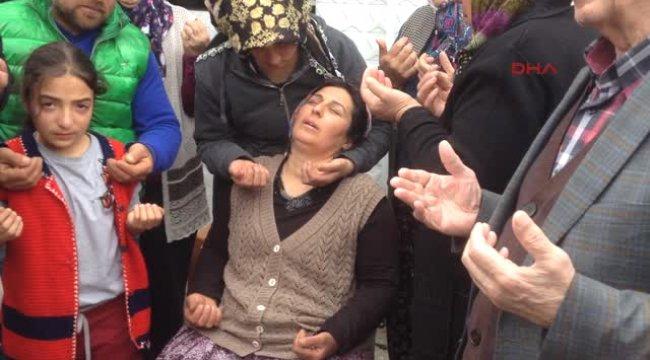 Manisa Kazada Ölen Anne ve Bebeği Toprağa Verildi-Hd