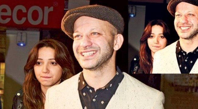 Rıza Kocaoğlu - Zeynep Bastık çifti ilk kez el ele