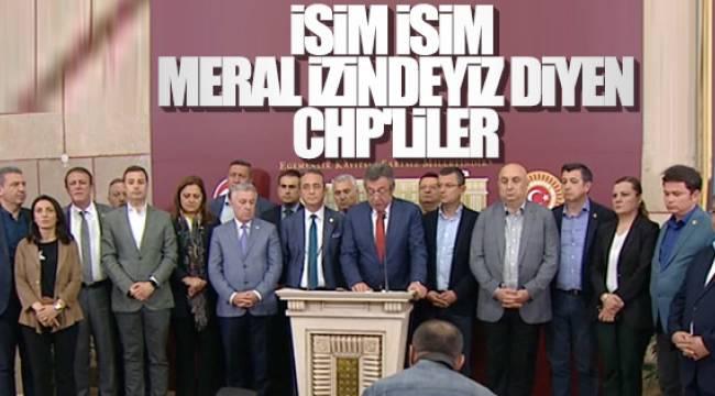 CHP Genel Başkan Yardımcısı Engin Altay partiden ayrılan isimleri açıkladı