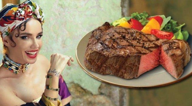 Gülşen biftek uğruna Belçika'ya gitti!