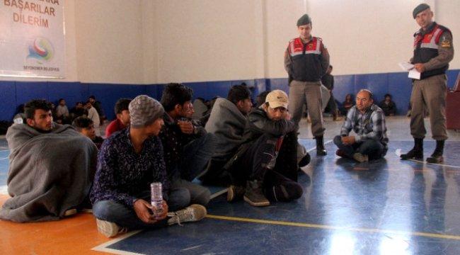 Muğla'da 145 Kaçak Göçmen Yakalandı