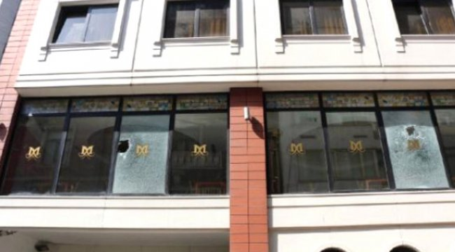 Taksim'de 1 Ay Önce 1 Kişinin Öldüğü ve 4 Kişinin Yaralandığı Oteli Yine Taradılar