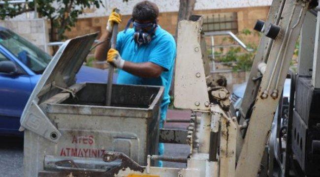Kuşadası'nda 3 Bin 710 Ton Çöp Toplandı
