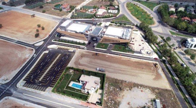 Merkezefendi Belediyesi Kültür Merkezi ve Nikah Sarayı 1 Eylül de Açılıyor