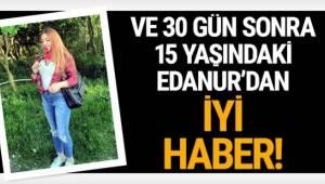 Kayıp Edanur Yaka, Akhisar İlçe Emniyet Müdürlüğünün titiz çalışması sonucu Konya'da bulundu.
