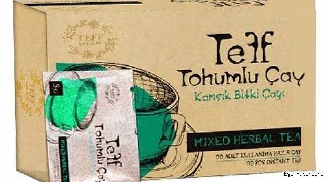 Teff çayı mucizesi.....
