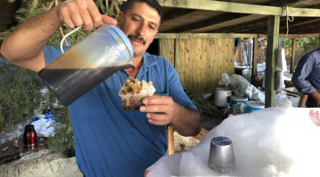 Uyanık Girişimci, 30 Yıldır Geçimini Mağaralardan Çıkardığı Karla Sağlıyor