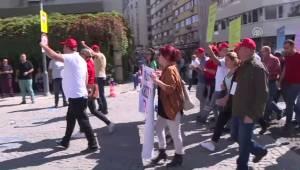 İzmir'de Disk Eylemi