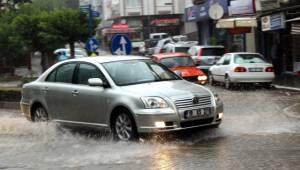 Aydın'da Kuvvetli Sağanak Yağış Bekleniyor