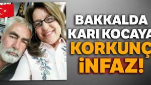 İzmir'in Selçuk ilçesinde bakkal işleten karı-koca, silahlı saldırıyla öldürüldü.