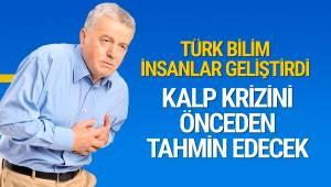 Türk bilim insanlarının yaptığı çalışmayla kalp krizi riskini önceden tahmin edebilen biyosensör geliştirildi.