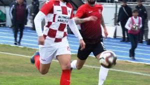 Bölgesel Amatör Lig 7.grup; Aydınspor 1923: 1 - Serinhisarspor: 1