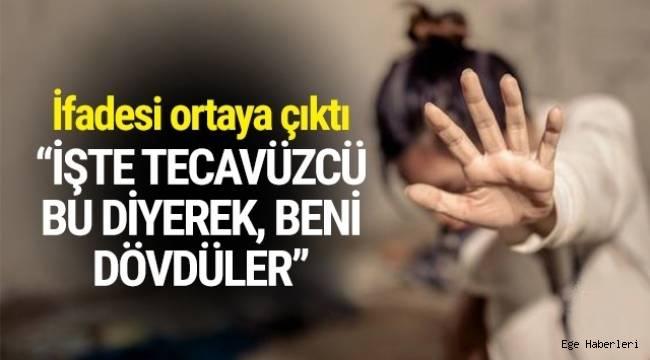 İzmir'de bedensel ve hafif düzeyde zihinsel engelli kişiye cinsel istismarda bulunan kişinin savunması ortaya çıktı.