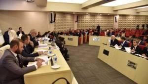 Manisa Büyükşehir Belediyesi'nde Yılın İlk Meclis Toplantısı