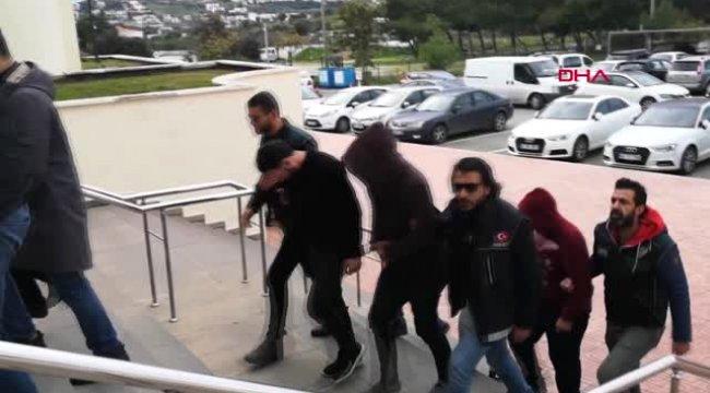 Muğla Bodrum'da Uyuşturucuya 1 Tutuklama