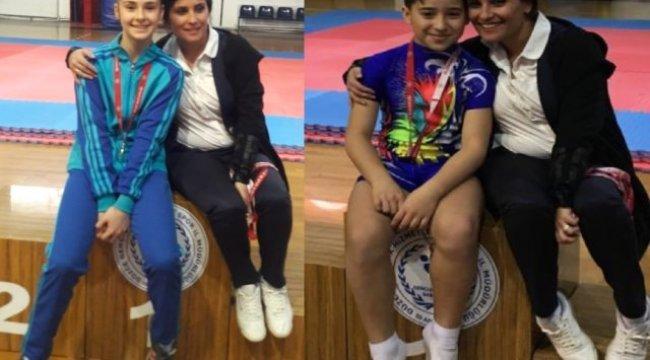 Cimnastikte Düzce'yi Manisa'da Temsil Edecekler