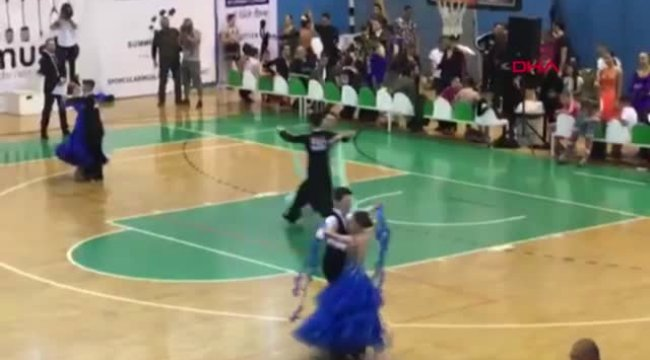İzmir Milli Dansçı Kaan Lösemiye Yenik Düştü