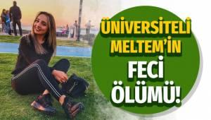 MANİSA'nın Kırkağaç ilçesinde kayalıklardan düşen üniversite öğrencisi Meltem Sezer (20), hayatını kaybetti.