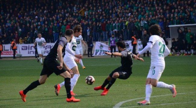 Osmanlıspor Denizli'de 2 Golle Kazandı