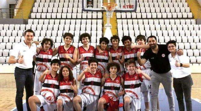 Aydın, Potada Anadolu Şampiyonasına Yükseldi