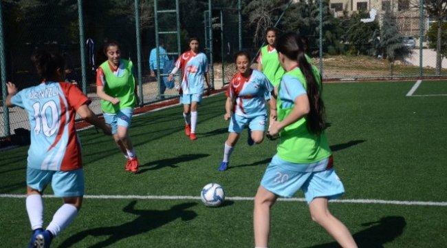 Dişi Messi'ler, Kadınlar Günü Öncesinde Dünya Kupası Sözü Verdi