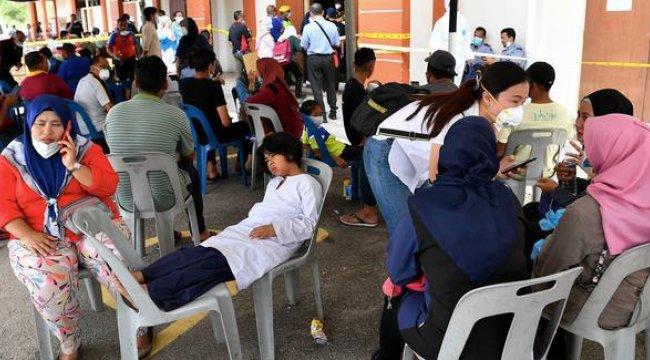 Malezya'daki kimyasal atık sızıntısı: 3 bin 555 kişi etkilendi
