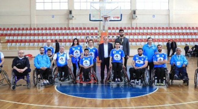 Pamukkale Belediyespor 3. Ligi Garantiledi