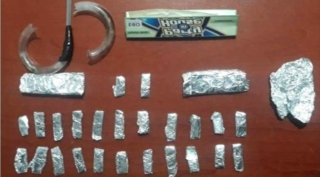 Denizli'deki Uyuşturucu Operasyonunda 5 Tutuklama