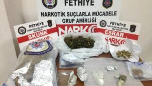 Fethiye Narkotik Uyuşturucu Tacirlerine Göz Açtırmıyor
