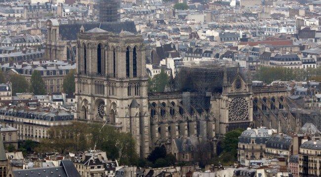 İngiltere'de çanlar Notre-Dame için çalacak