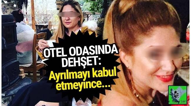 İzmir'de bir çocuk annesi kadın, 60 yaşındaki erkek arkadaşı tarafından pompalı tüfekle öldürüldü.