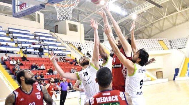 Manisa Büyükşehir Belediyespor-Karesispor: 86-93