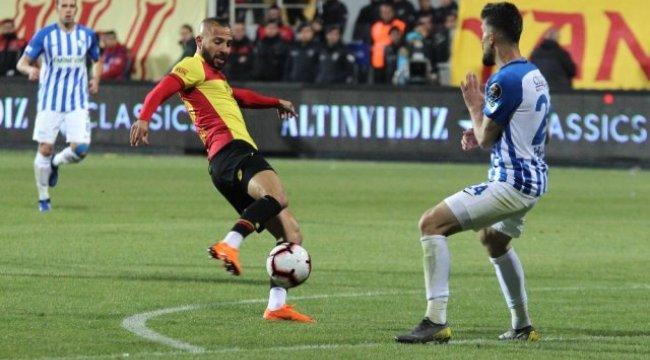Spor Toto Süper Lig: Göztepe: 0 - Bb.erzurumspor: 1