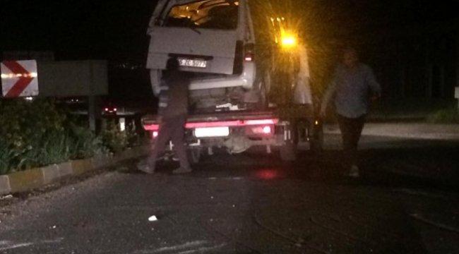 Turgutlu'da Trafik Kazası: 7 Yaralı