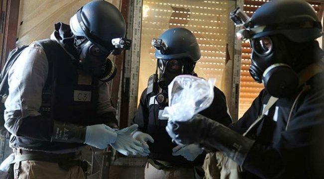 ABD açıkladı: Esed rejimi yine kimyasal saldırı gerçekleştirdi