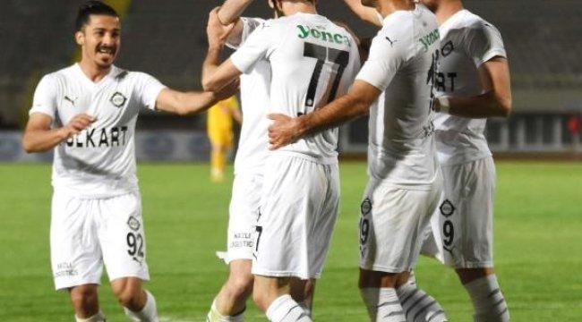 Altay - Eskişehirspor: 2-1