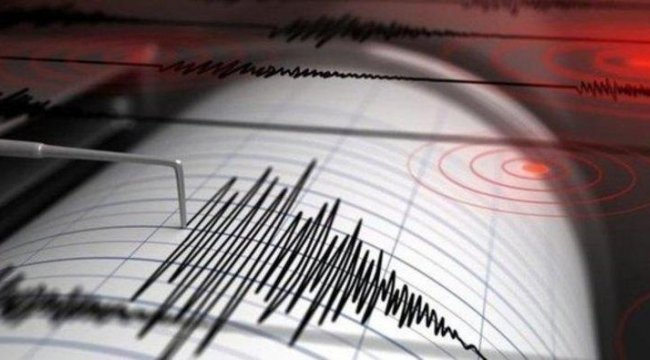 Denizli'de 3,1 büyüklüğünde deprem