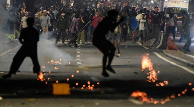 Endonezya'da seçim sonucu protestolarında çok sayıda ölü var