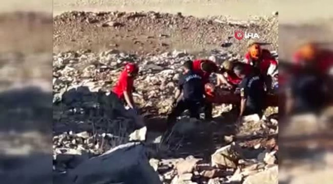 Fethiye'de Paraşüt Kazası: 1 Yaralı