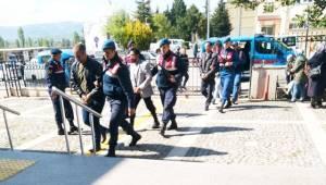 Gediz'de İzinsiz Kazı Operasyonunda 2'nci Dalga; 2 Tutuklama