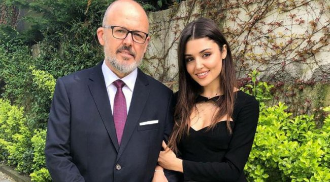 Hande Erçel: Seni özledim baba