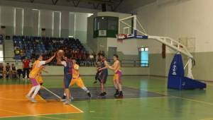 Muğla Liseler Arası Basketbol Turnuvası Finali Marmaris'te Yapıldı