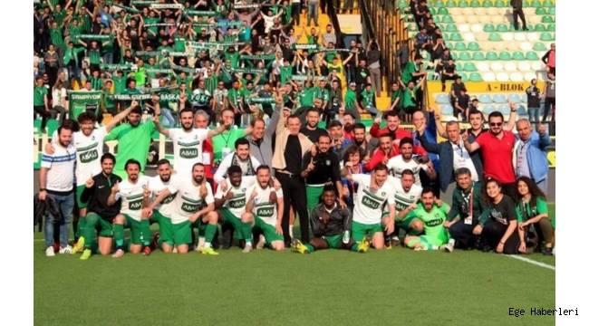 Spor Toto 1. Lig'de şampiyon Denizlispor oldu!