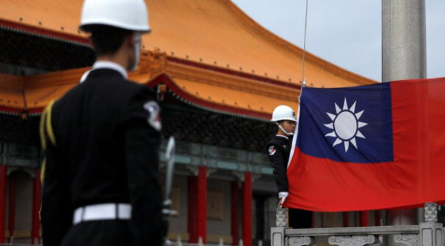 Tayvan Çin'le gizli iş birliğini 'vatana ihanet' sayacak