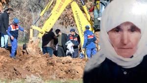 Uşak'ta Cesedi 5 Yıl Sonra Bulunan Yaşlı Kadının, Boğularak Öldürüldüğü Ortaya Çıktı