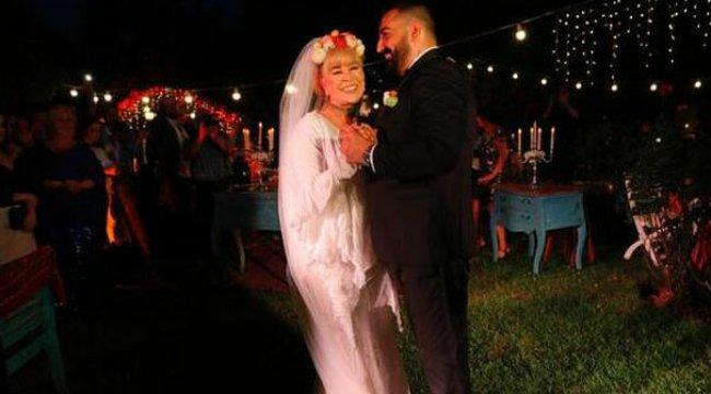 36 saat evli kalan Zerrin Özer hastaneye kaldırıldı